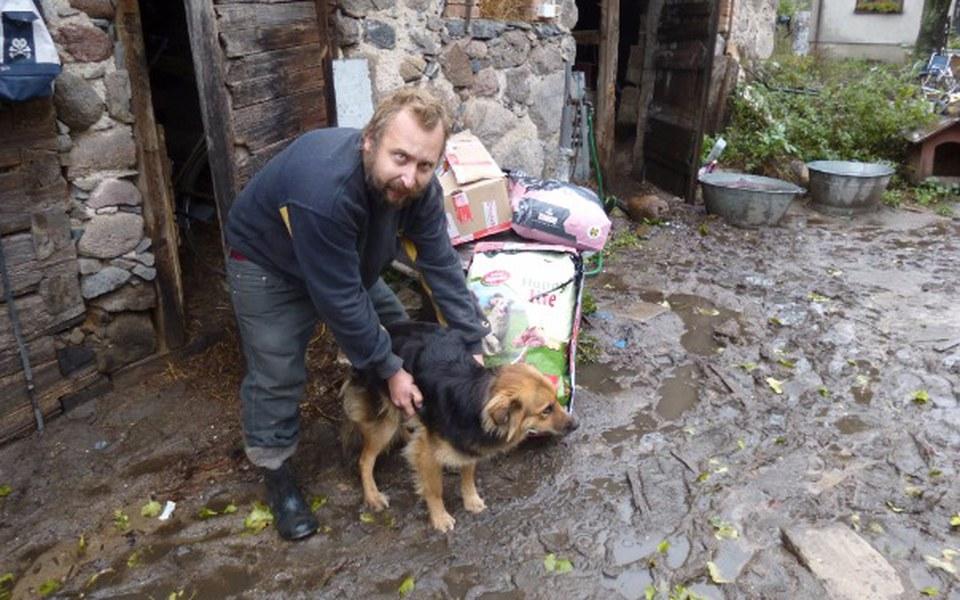 Zbiórka Pomoc dla psów chorego człowieka - zdjęcie główne