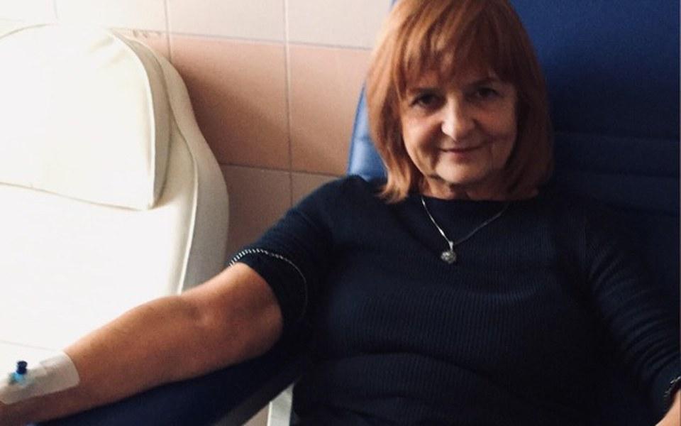 Zbiórka Halina Piwowarczyk prosi o pomoc - zdjęcie główne