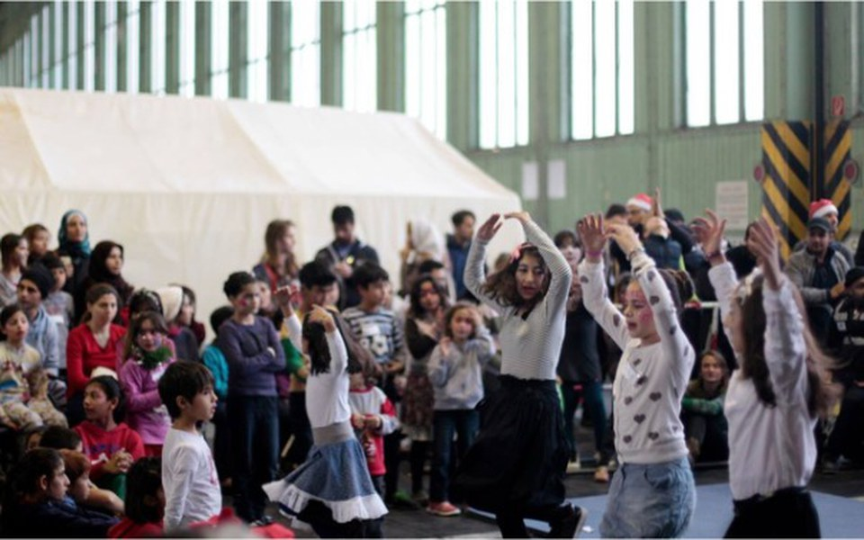 Zbiórka Pomóż dzieciom-uchodźcom w nauce - zdjęcie główne