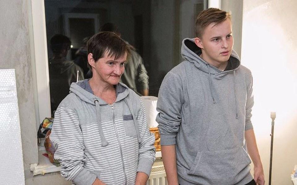Zbiórka Dla Marcina i jego mamy. - zdjęcie główne
