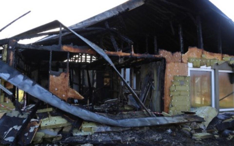 Zbiórka Odbudowa spalonego domu! - zdjęcie główne