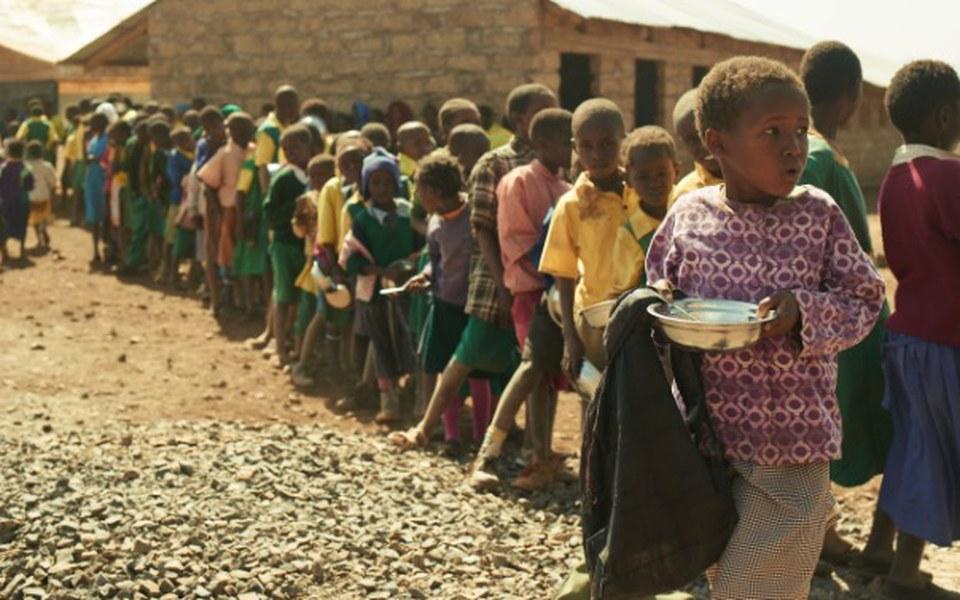 Zbiórka Obiady dla dzieci z Maili Tatu. - zdjęcie główne