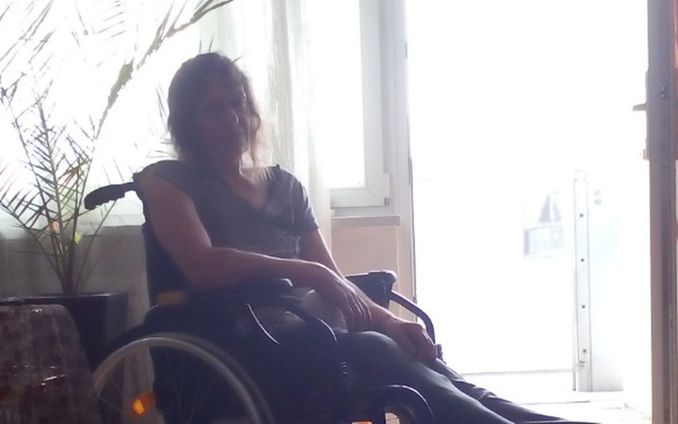 Zbiórka Jeżdżę na wózku inwalidzkim - zdjęcie główne