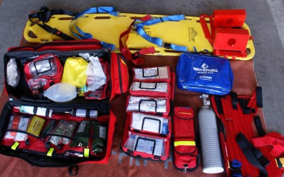 Zbiórka Zbiórka na sprzęt medycznyPSP R1 - zdjęcie główne