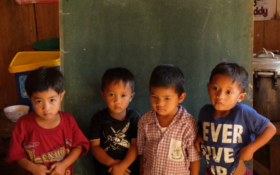 Zbiórka Remont przedszkola w Tacadangu - zdjęcie główne