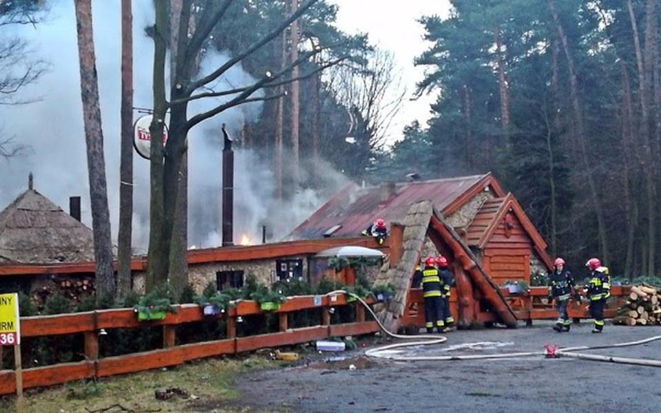 Zbiórka Odbudowa Dzika po pożarze. - zdjęcie główne