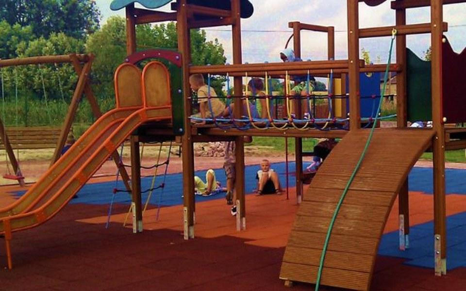 Zbiórka plac zabaw dla dzieci z Wikielca - zdjęcie główne