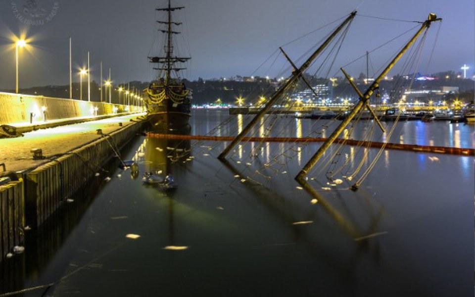 Zbiórka Wydobycie i remont zatop. jachtu - zdjęcie główne