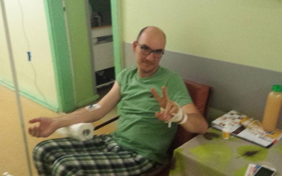 Zbiórka Pomóżmy pokonać białaczkę Arkowi - zdjęcie główne