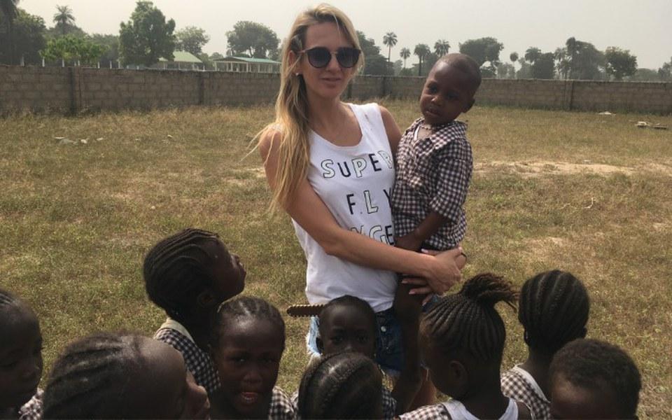 Zbiórka Dzieci z Gambii chcą jeść! - zdjęcie główne