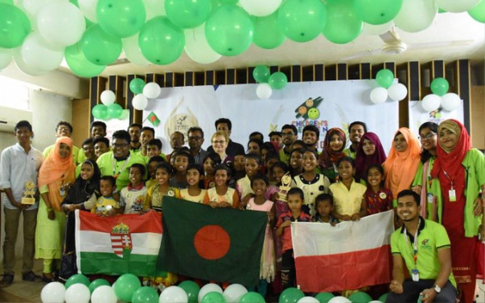 Zbiórka Wspieramy dzieci Bangladeszu - zdjęcie główne