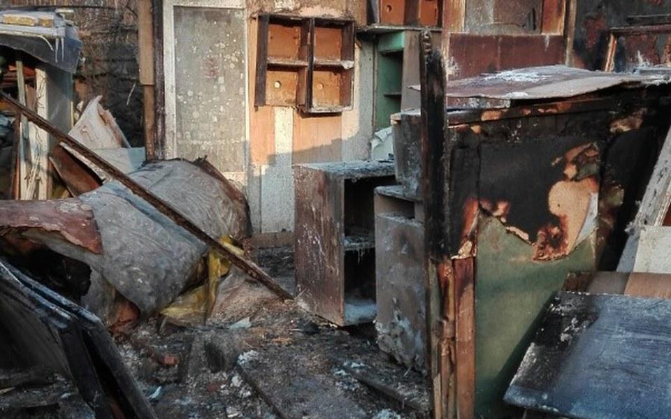 Zbiórka Odbudowa spalonego gołębnika - zdjęcie główne