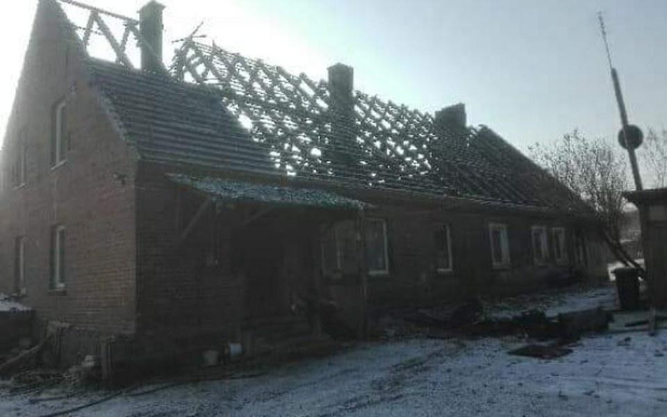 Zbiórka Pomozmy odbudowac dom - zdjęcie główne