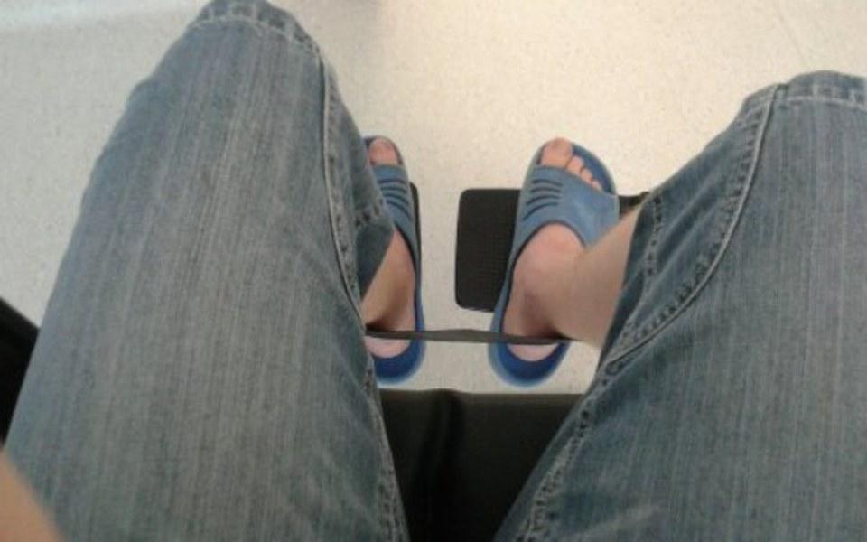 Zbiórka Walczę o moje nogi. - zdjęcie główne