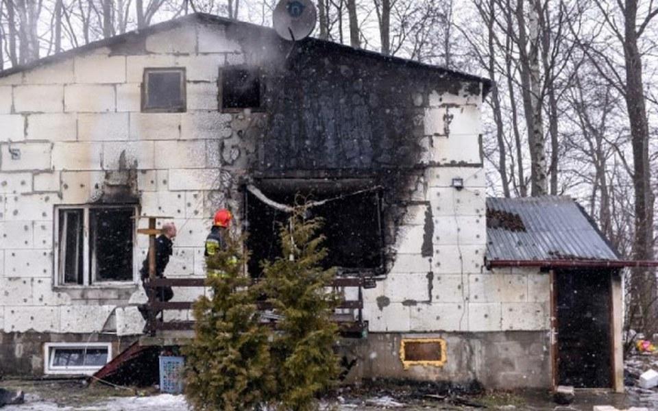 Zbiórka Pomoc po pożarze domu w Gdańsku - zdjęcie główne
