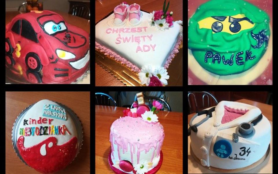 Zbiórka SweetBunny torty na zamówienie - zdjęcie główne