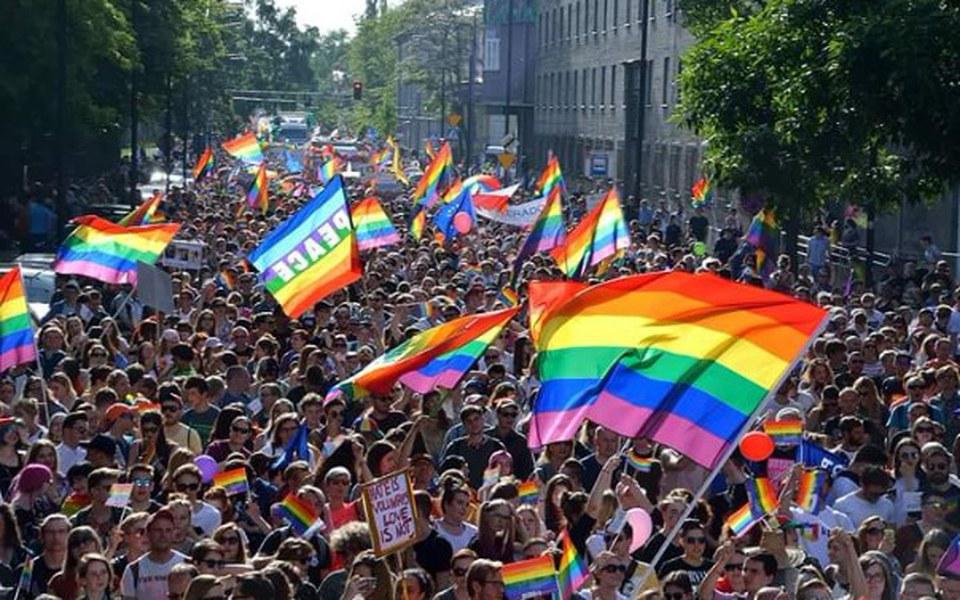 Zbiórka Parada Równości 2018 - zdjęcie główne