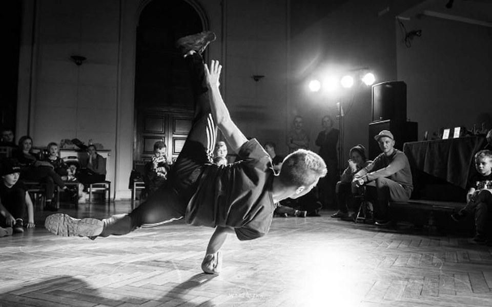 Zbiórka Zawody breakdance - zdjęcie główne