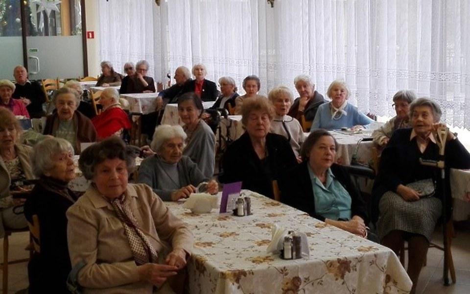 Zbiórka Seniorski Turnus Rehabilitacyjny - zdjęcie główne