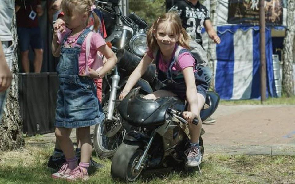 Zbiórka Motocyklowy dzień dziecka. - zdjęcie główne