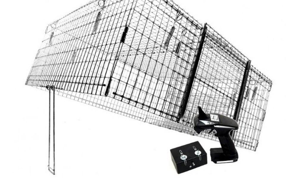 Zbiórka Magiczna klatka-pułapka na koty - zdjęcie główne