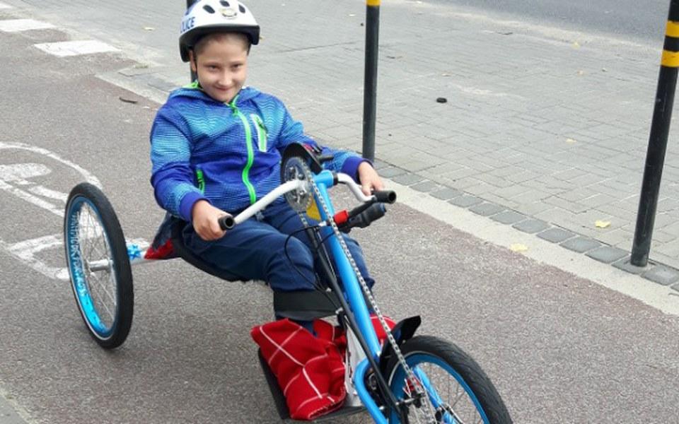 Zbiórka Rower ręczny dla Mateuszka - zdjęcie główne