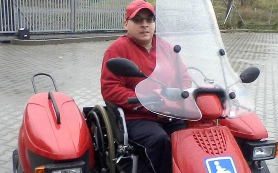 Zbiórka Skutery dla osób niepełnosprawny - zdjęcie główne