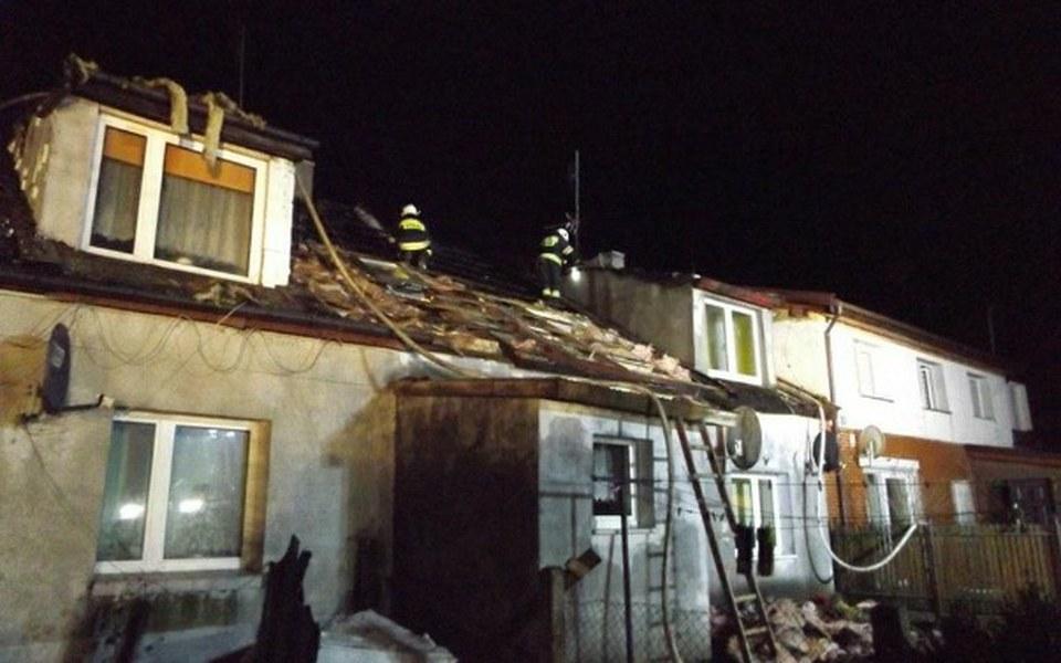 Zbiórka POMOC odbudowa domu po pożarze - zdjęcie główne