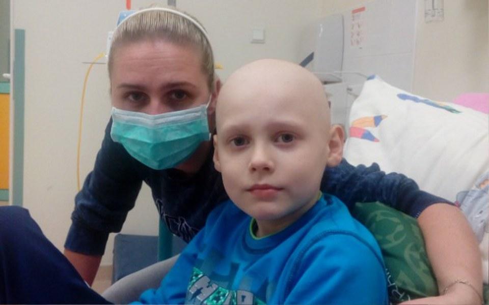 Zbiórka Wygrać walkę z białaczką - zdjęcie główne