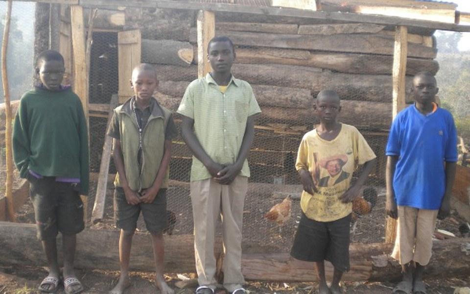 Zbiórka Obóz dla uchodźców w Ugandzie - zdjęcie główne