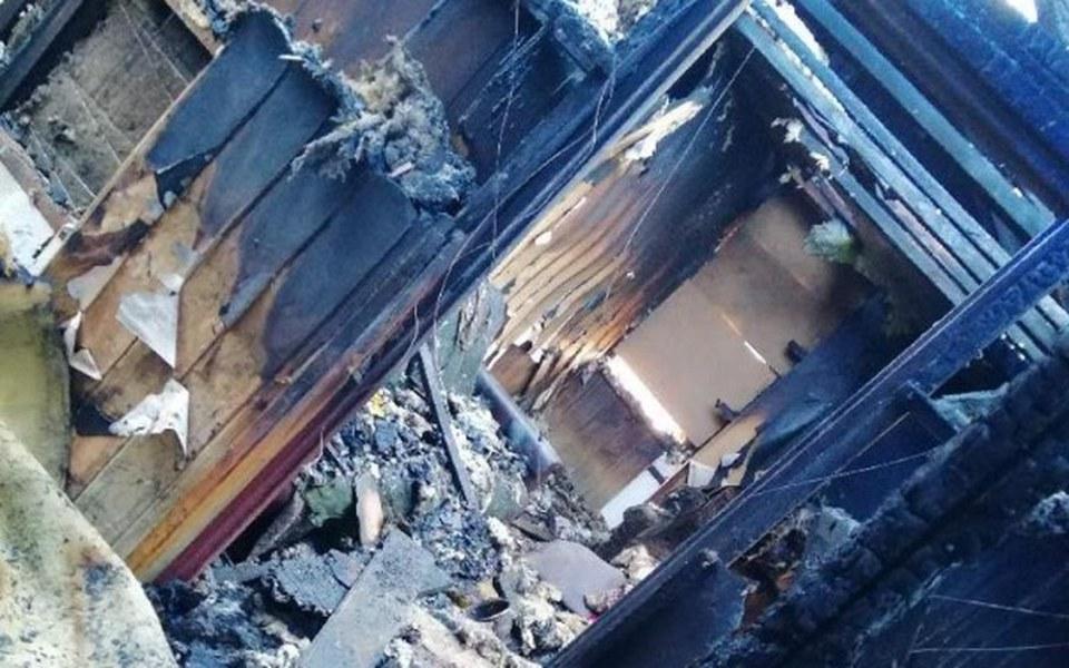 Zbiórka Pożar domu Mariana - zdjęcie główne