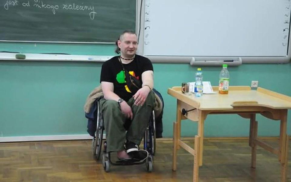 Zbiórka Zlot osób niepełnosprawnych 2018 - zdjęcie główne