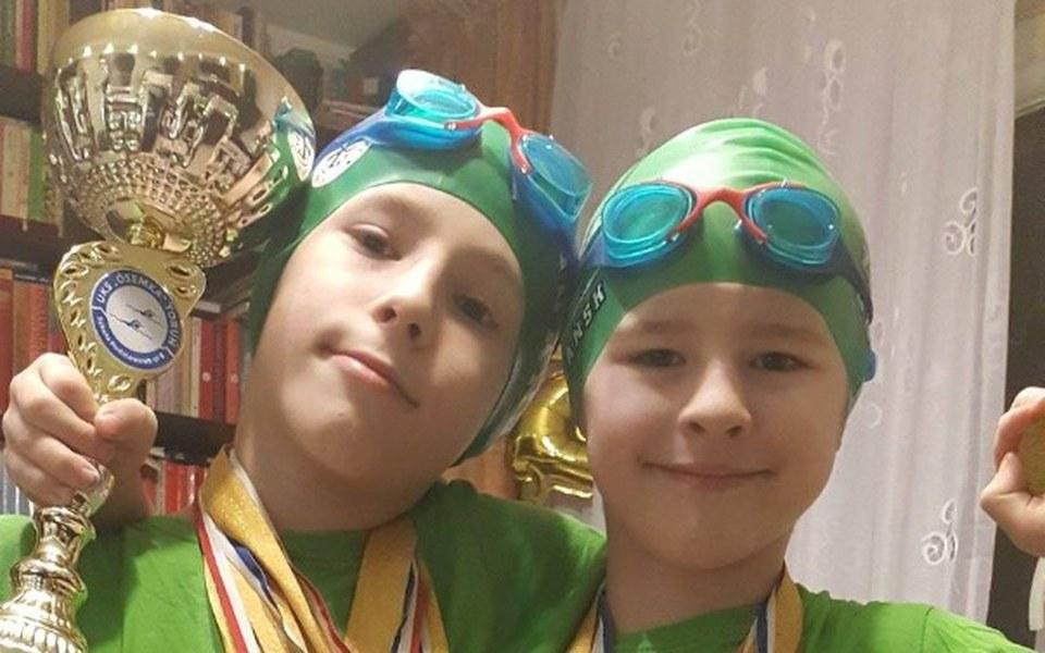 Zbiórka Kariera pływacka Krzyś i Zbyś - zdjęcie główne