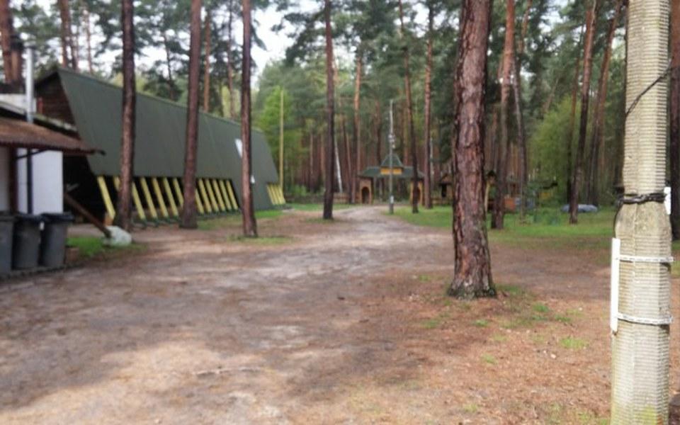 Zbiórka Stanica Harcerska Bialy Brzeg - zdjęcie główne