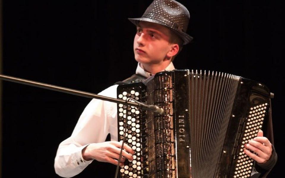 Zbiórka Nowy akordeon dla Seweryna Gajda - zdjęcie główne