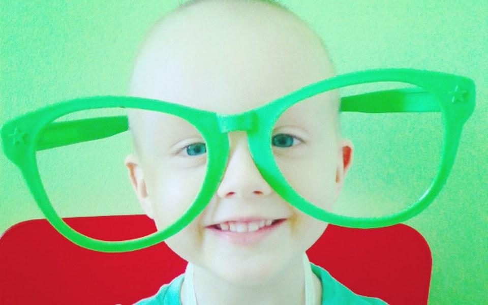 Zbiórka Pomoc dla Szymusia z białaczką - zdjęcie główne