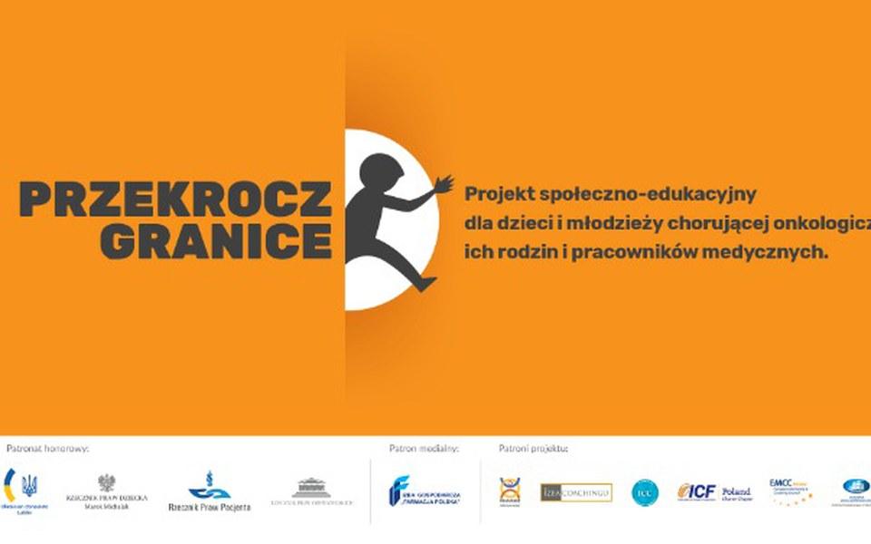 Zbiórka Przekrocz Granice - etap Książki - zdjęcie główne