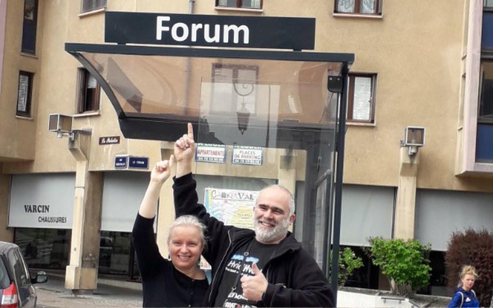 Zbiórka Dla młodych - organizacja forum - zdjęcie główne
