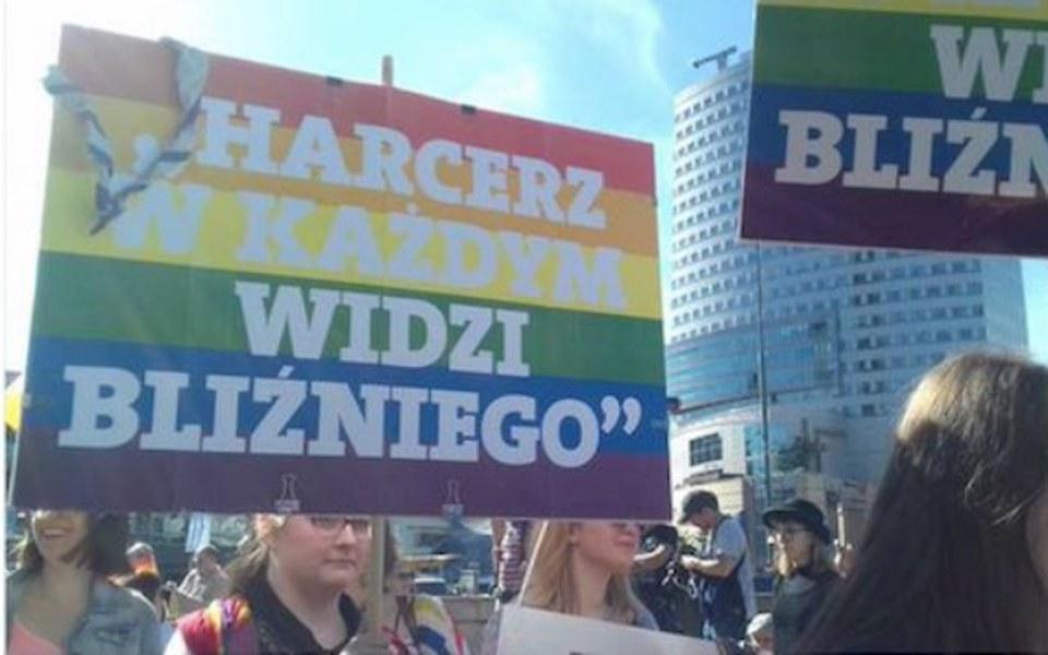 Zbiórka Harcerze/ki na Paradzie Równości - zdjęcie główne