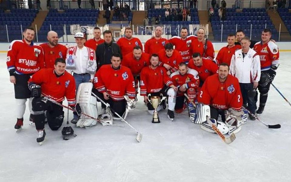 Zbiórka Odbudowa hokeja w Bydgoszczy - zdjęcie główne