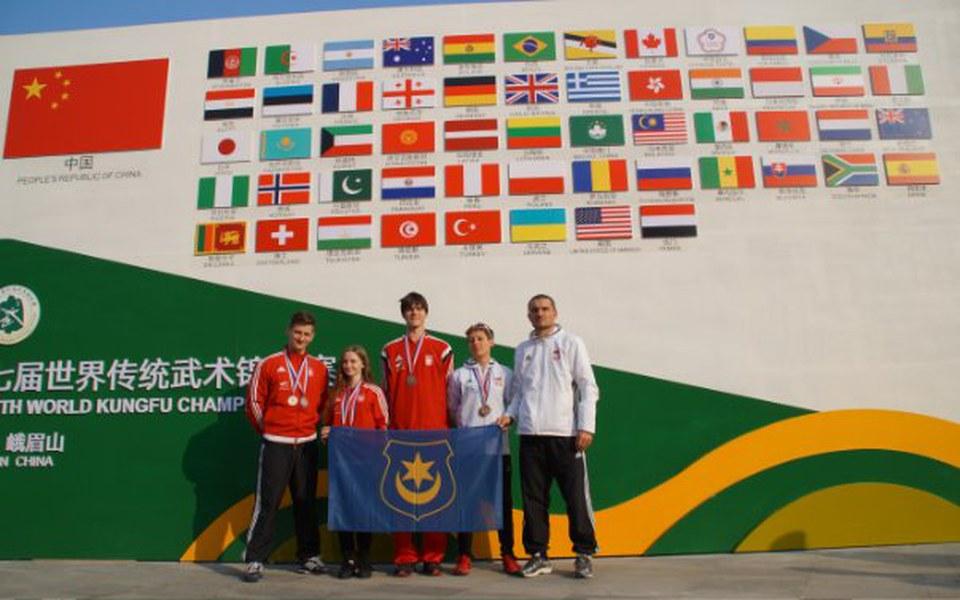 Zbiórka Mistrzostwa Swiata Kung Fu Chiny - zdjęcie główne