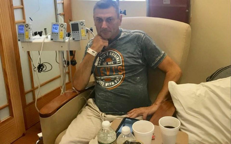 Zbiórka pomoc Dla Slawka chorego na raka - zdjęcie główne