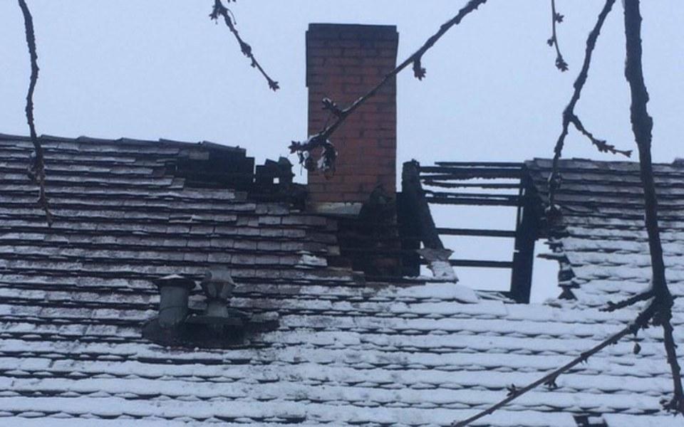 Zbiórka Remont dachu po pożarze . - zdjęcie główne