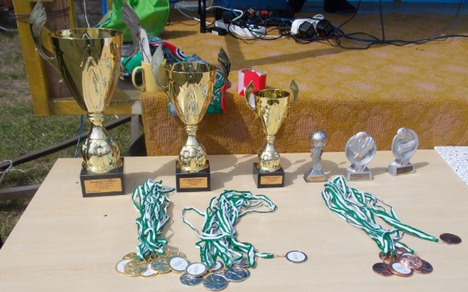 Zbiórka v mistrzostwa - zdjęcie główne
