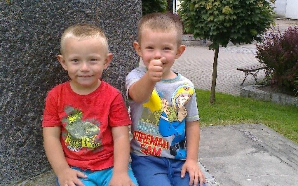 Zbiórka Piotr i Kacper - genetyka? - zdjęcie główne