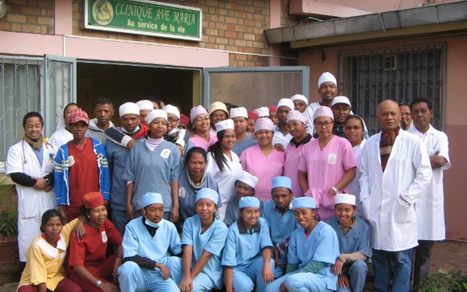 Zbiórka Sala reanimacyjna - Madagaskar - zdjęcie główne