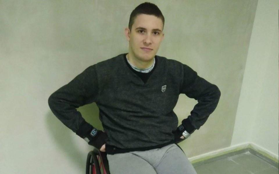 Zbiórka Na rehabilitację Mariusza - zdjęcie główne