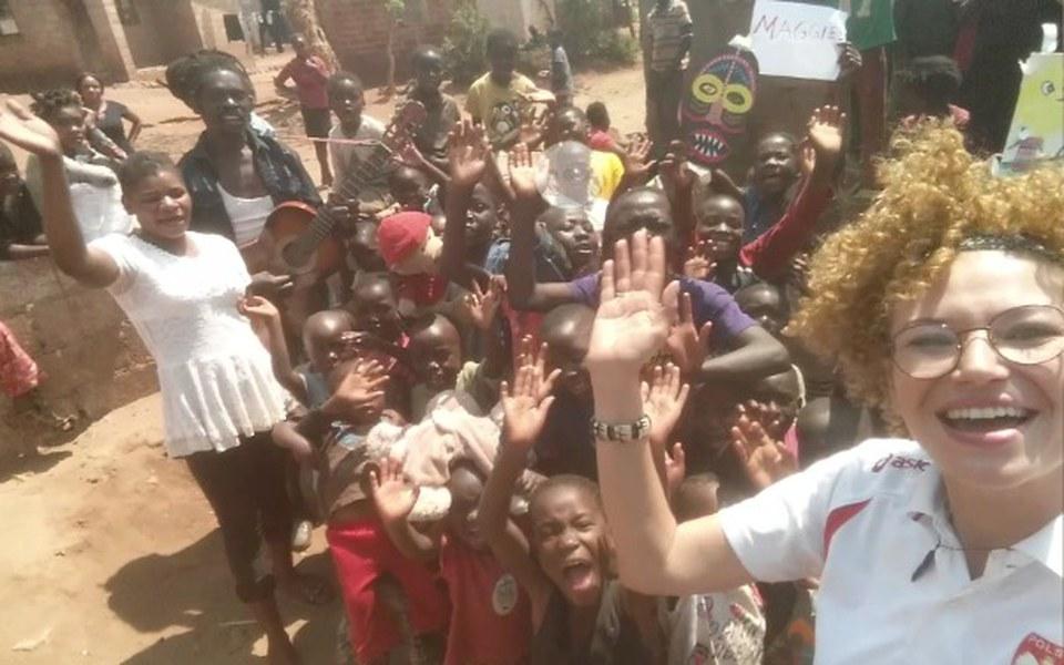 Zbiórka Tworzymy Kreatywny Dom w Zambii - zdjęcie główne