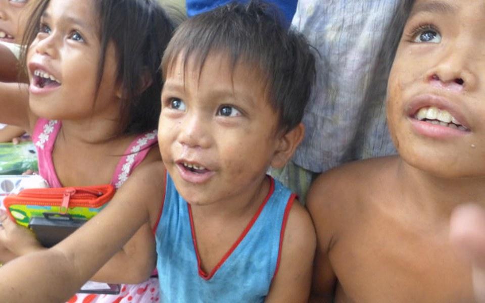 Zbiórka Serce dla dzieci z Filipin - zdjęcie główne