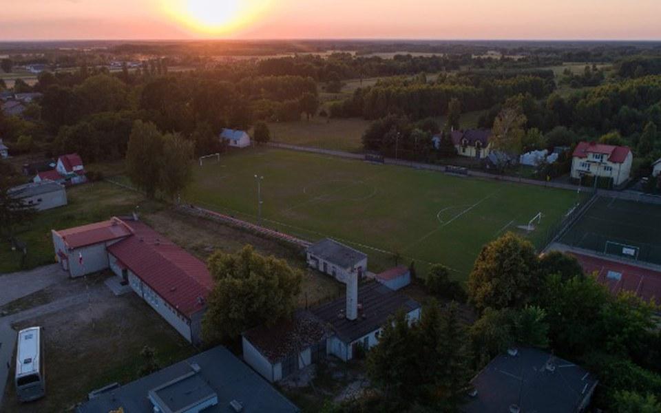 Zbiórka Renowacja boiska sportowego - zdjęcie główne